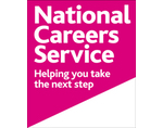 National Careers Service loho